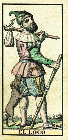 el loco tarot