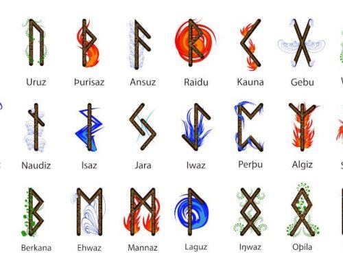 Métodos de adivinación: las runas