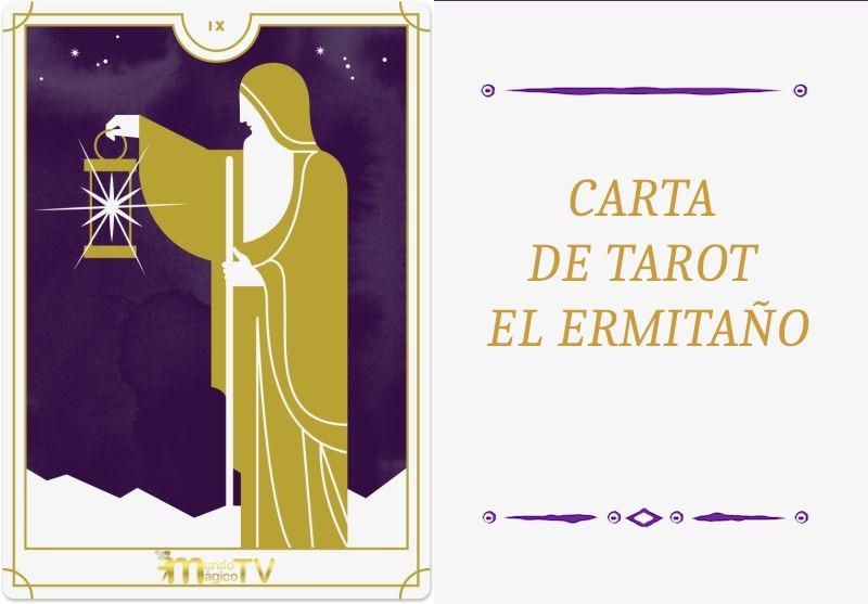 tarot-el-ermitaño