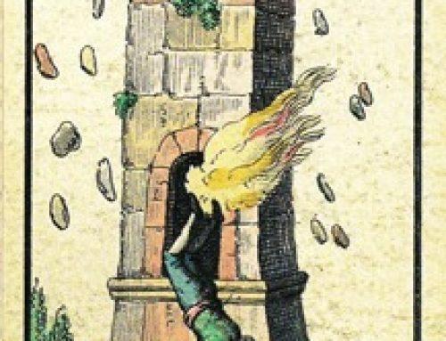 Carta de Tarot la Torre
