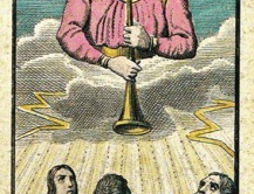 Carta del Tarot (el Juicio)
