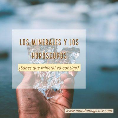 horoscopos y minerales
