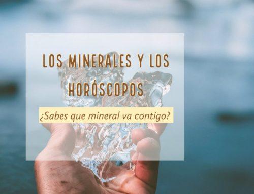 Los Minerales y horóscopos