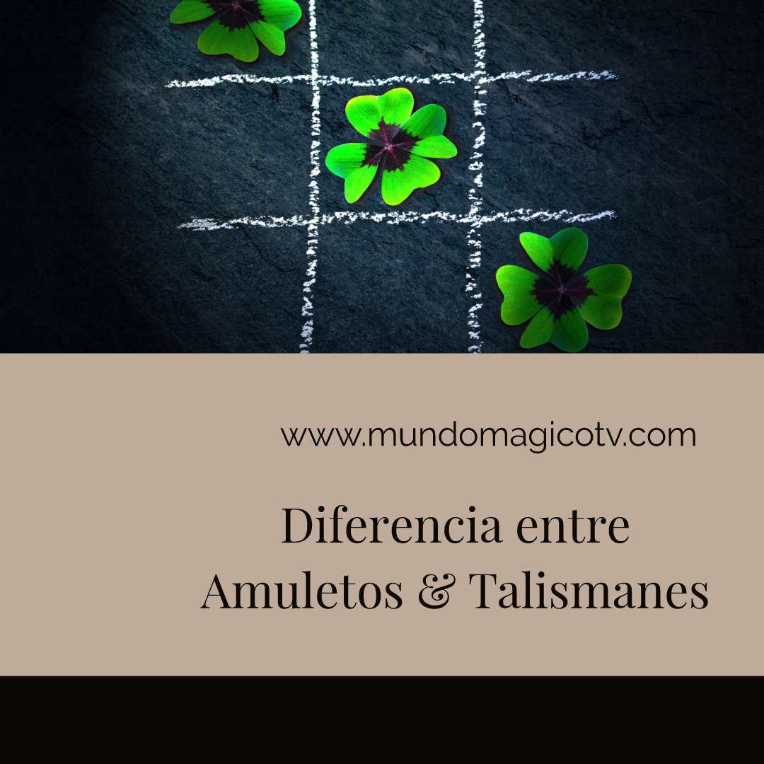 9594a6b0a96e Talismanes y Amuletos | Mundo Mágico Tarot y Videncia