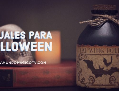 Rituales para la noche mágica de Halloween
