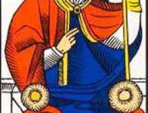 EL TAROT (El Sumo Sacerdote)