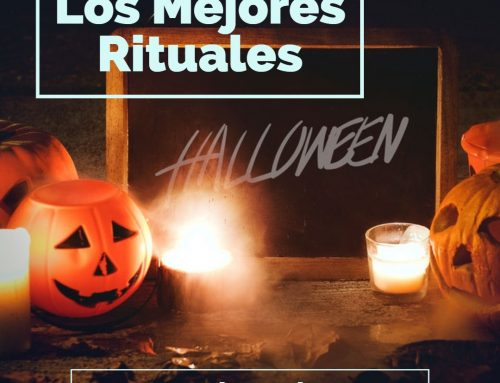 ¡Rituales para Halloween!