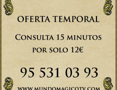 OFERTA DE TAROT TEMPORAL
