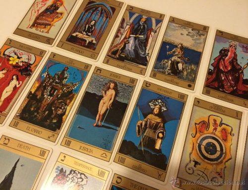 El tarot mítico de Dalí