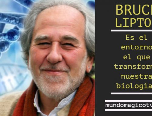 Bruce Lipton ¿Somos víctimas de nuestra genética?