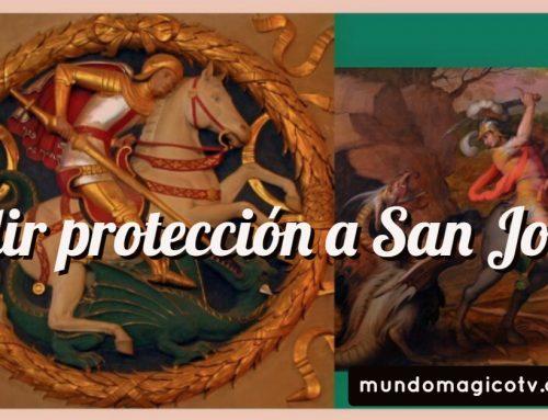 ¿Cómo pedir protección a San Jorge?
