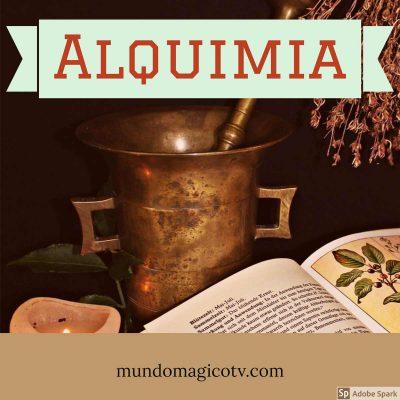 Alquimia alquimistas