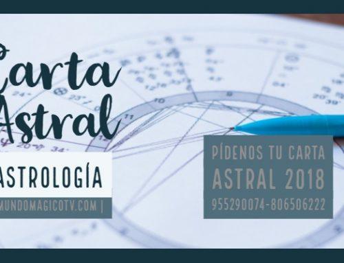CARTA ASTRAL 2018