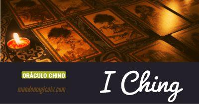 Oráculo chino Iching