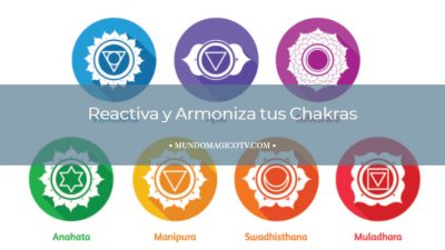 Reactivar chakras