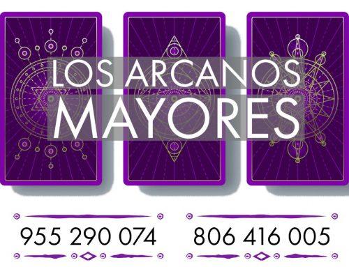 LOS ARCANOS MAYORES