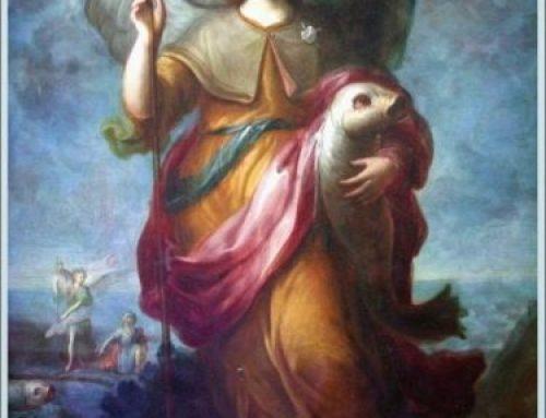 Oración de Amor a San Rafael Arcángel