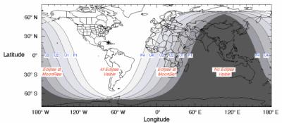 eclipse lunar enero 2019