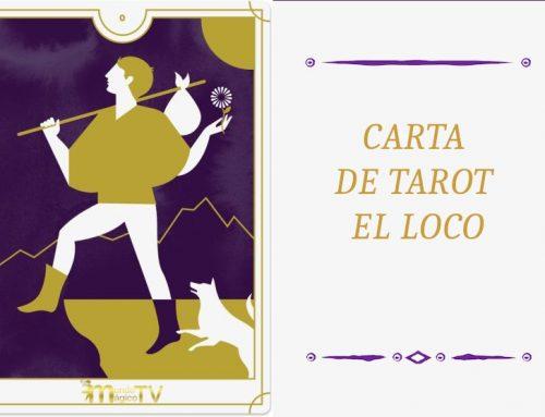 TAROT LOS ARCANOS – Carta de Tarot el Loco