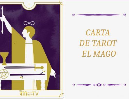 TAROT LOS ARCANOS – Carta de Tarot el Mago