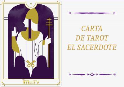 tarot el sacerdote